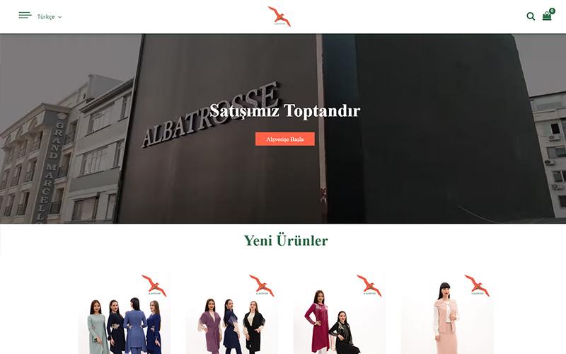 Albatrosse Fashion